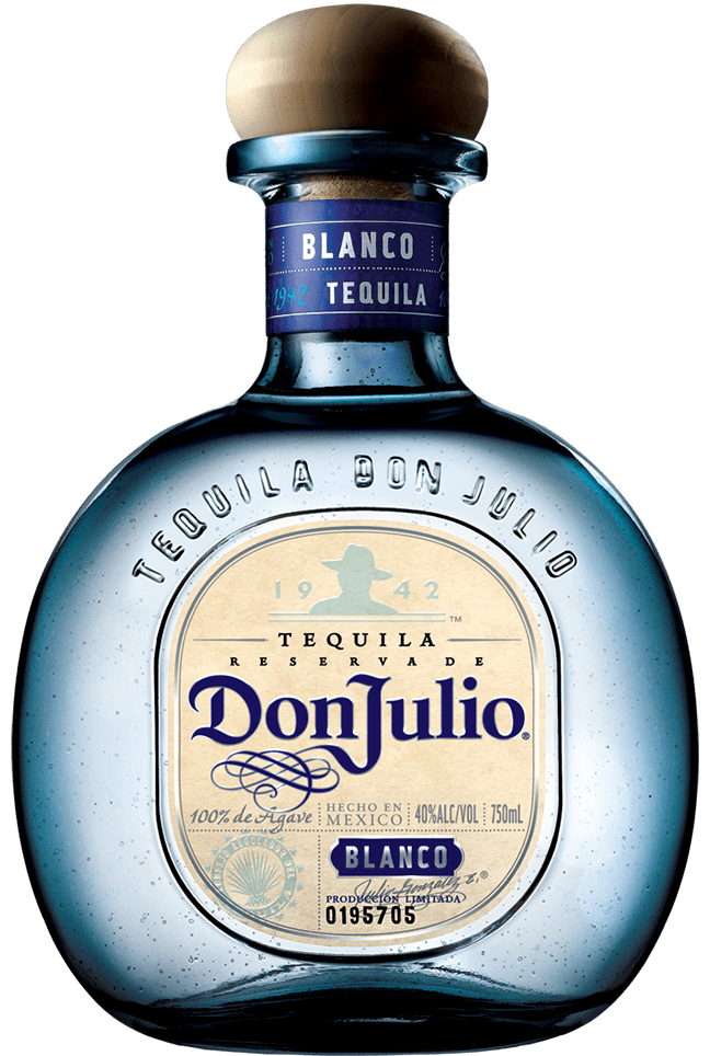 Bottle of Don Julio® Blanco Tequila