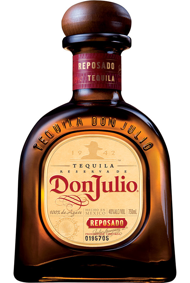 Bottle of Don Julio® Reposado