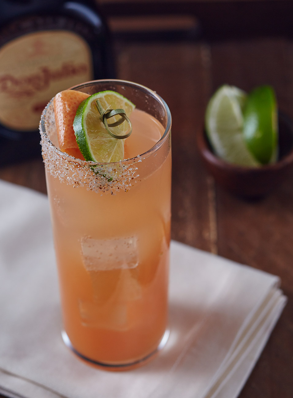 Don Julio Paloma drink made with Don Julio Reposado Tequila